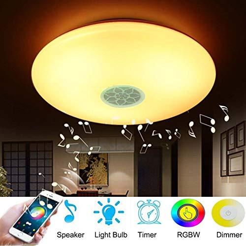 Luz de techo LED de 13,5 pulgadas, 95V-265V, lámpara de techo con...