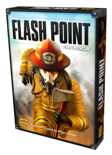 Indie Boards & Cards IBG0FP01 - Flash Point: Fire Rescue 2nd Brettspiele