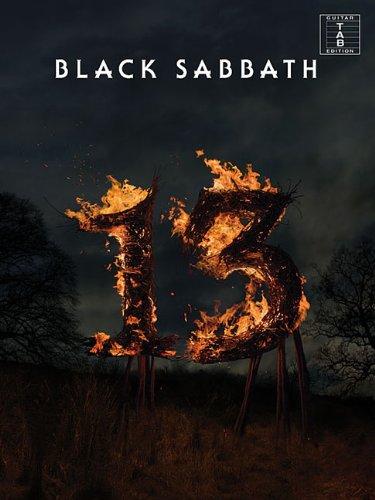 Preisvergleich Produktbild Black Sabbath: 13 (Songbook) (Guitar Tab Editions (Wise Publications))