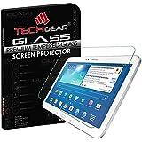 "TECHGEAR® Samsung Galaxy Tab 3 10.1"" (GT-P5200 Séries) VERRE Édition Original Verre Trempé Protecteur d'Ecran"