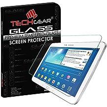 'Techgear–Protector de pantalla para Samsung Galaxy Tab 310,1pulgadas (GT-P5200Series) Glass Edition Genuine Tempered Glass Screen Protector Guard Cover
