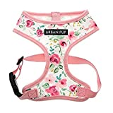 Urban Pup Pink Floral Cascade Harness Xx-Small