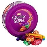 Nestle – Quality Street Chocolates & Toffees Tin Box – 240 Grams