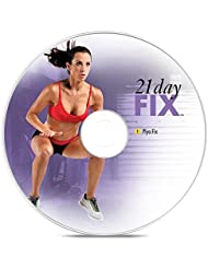 Autumn Calabrese's 21 Day Fix Plyo Fix DVD (in Englischer sprache)