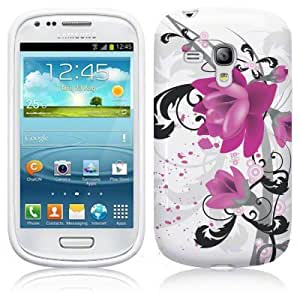 samsung galaxy s3 mini i8190 gel tpu case white cover. Black Bedroom Furniture Sets. Home Design Ideas