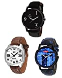 X5 FUSION MEN'S WATCH SET OF 3 NEW W0234...