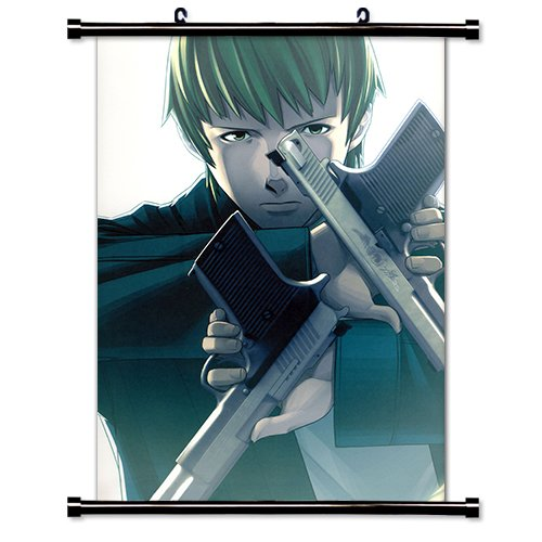 Angelos Armas Anime Fabric Wall Scroll Poster (32 x 45) Inches