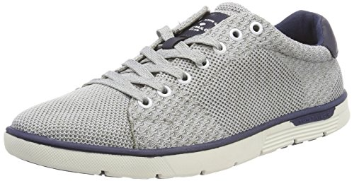 TOM TAILOR Herren 4880305 Sneaker, Grau (Grey), 42 EU