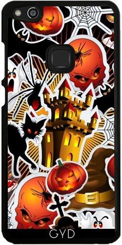 10 Lite - Halloween Spooky Cartoon-Saga by BluedarkArt (Halloween Backg)