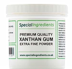 Special Ingredients Xanthan Gum Premium Quality Extra Fine Powder 250 g