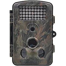 XIKEZAN no/Basso Glow impermeabile Game & Trail Caccia fotocamera 8MP