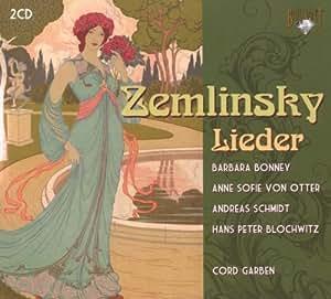 Alexander von zemlinsky lieder
