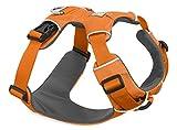 Ruffwear 30501-801M Front Range Hunde, geschirr, M, orange poppy