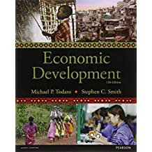Economic Development (The Pearson Series in Economics)