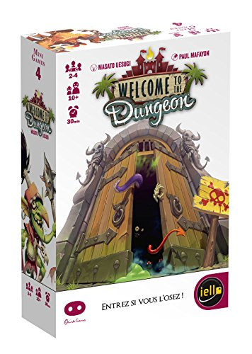 Iello - 51233 - Welcome To The Dungeon 3760175512339