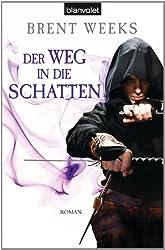 Der Weg in die Schatten: Roman - [Die Schatten-Trilogie 1]