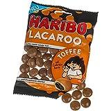 Haribo Lacaroo Toffee, Caramelle Gommose con Cuore di Liquirizia, Sacchetto, 125g