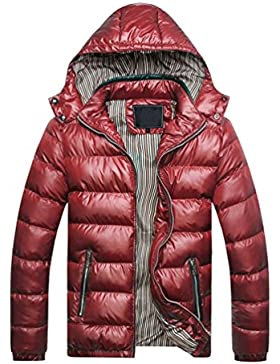 YuanDian Hombre Inverno Casual G
