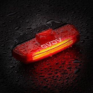 Led trasero rojo GVDV 2