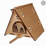 DAMASU BS_VH01, Bausatz-Sonstiges, kleines Vogelhaus