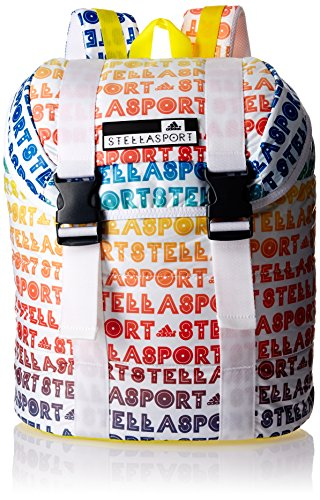 adidas Rucksack Stellasport Backpack Flap Aop, mehrfarbig, 33 x 22.5 x 36 cm, 27 Liter, AI7866