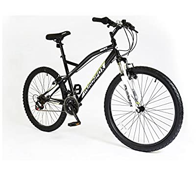 "Muddyfox Escape 26"" Gents Hardtail Mountain Bike - Black and White - NEW 2015 SUMMER RANGE by MuddyFox"