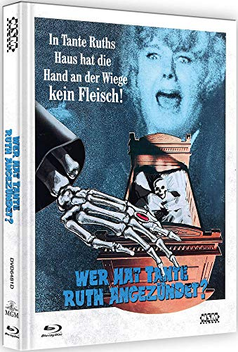 Wer hat Tante Ruth angezündet? - Whoever Slew Auntie Roo? [Blu-Ray+DVD] - uncut - auf 111 limitiertes Mediabook Cover D [Limited Collector's Edition]