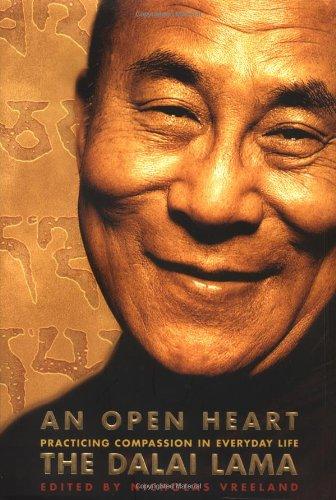 DALAI LAMA,  OPEN HEART por Dalai Lama XIV