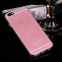 CORST ultra mince Bling Tasche Luxus Kristall Protection, Glitzerfolie Schutzfolie pour Apple iPhone6Plus/6S Plus-SE LEVA