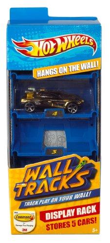 Hot Wheels - Soporte de pared para coche
