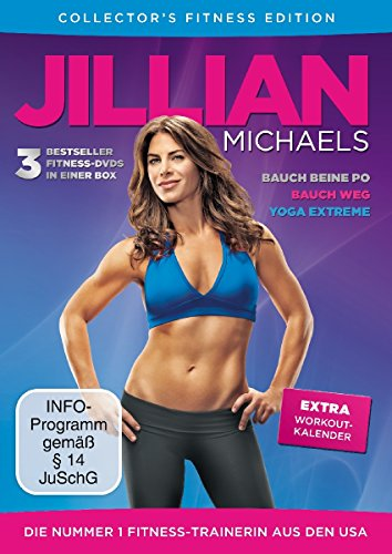 Killer Box (Jillian Michaels - Collector's Fitness Edition [3 DVDs])