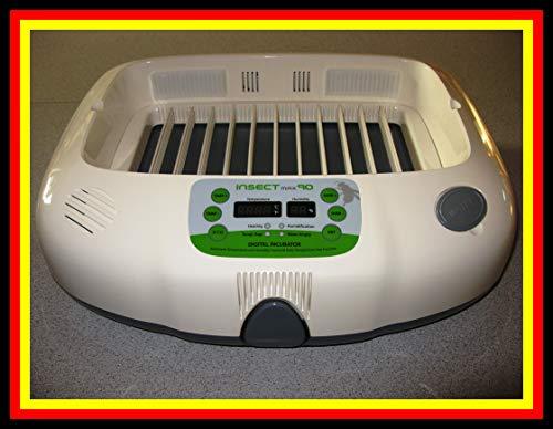 RCOM INSECT 90-BIENENBRÜTER-Brutkasten-Brutmaschine-Brutapparat-Brutautomat-Brutgerät-Inkubator-Incubator-Motorbrüter-Brüter-Bee Brooder-Hatcher-Couveuse-Broedmachine-Feoli incubazioni-Incubadora