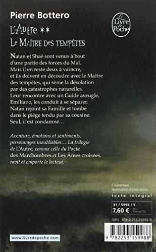 Le Maître des tempêtes (L'Autre, Tome 2)