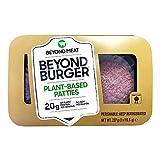 Beyond Meat Burger | Hamburguesa 100% Vegetal | Plant Based | Sin Gluten | Sin Soja | Vegano | Pack de 2 (227g)