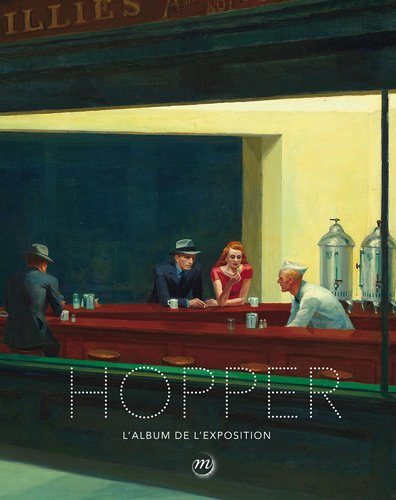 Hopper, l'album de l'exposition
