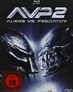Aliens vs. Predator 2 - Steelbook [Blu-ray]