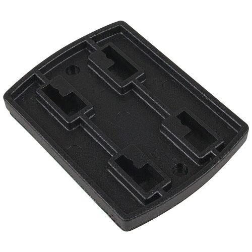 Adapterplatte weiblich für HR Lüftungshalterung für PDA Zubehör