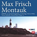 Montauk: 2 CDs - Max Frisch