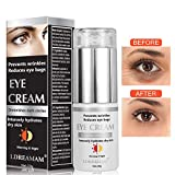 Eye Cream,Eye Gel,Anti-Aging Eye Cream - Minimizes Fine Lines, Reduces Puffiness & Dark