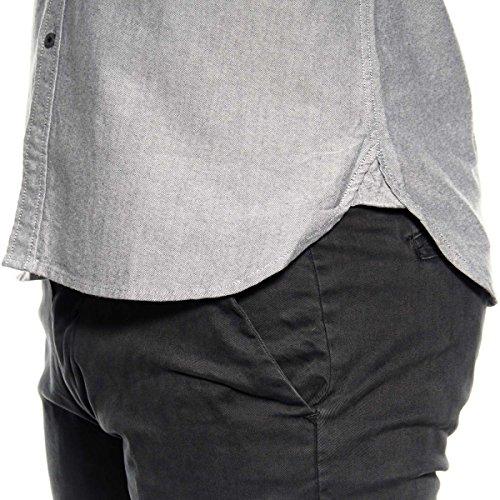 GIANNI LUPO Camicia GL110Z Grigio