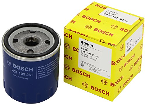 Bosch 0451103261 FILTRO OLIO 206 1.1I