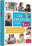 Telecharger Livres Les creations de mes 5 ans 30 activites a faire avec mes super parents (PDF,EPUB,MOBI) gratuits en Francaise