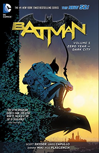 Batman Vol. 5: Zero Year - Dark City (The New 52) (Batman Graphic Novel) (English Edition)