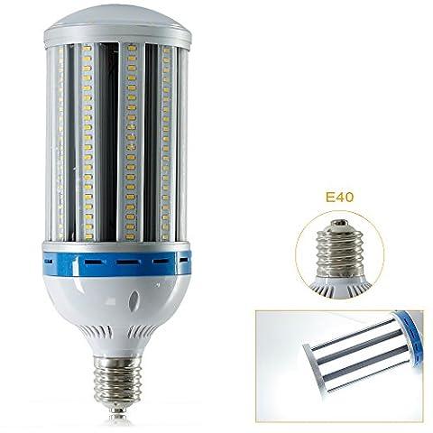 XJLED® 5th Generation 80W led Corn Light Daywhite SMD5730,360 Beam angle,6000K,AC82-265V,Pathway Light High Brightness,Equivalent to (Lampada Proiettore Holder)
