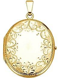 Damen Medaillon-Anhänger by Diemer Gold