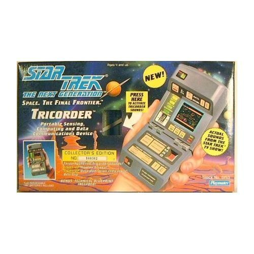 Star Trek The Next Generation Tricorder by Playmates