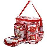 Indi Bargain Diaper Bag for Mother Multipurpose Multi Compartment Nappy Diaper Carry Bags
