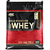 Optimum Nutrition (ON) 100% Whey Gold Standard - 10 Lbs ( Double Rich Chocolate )