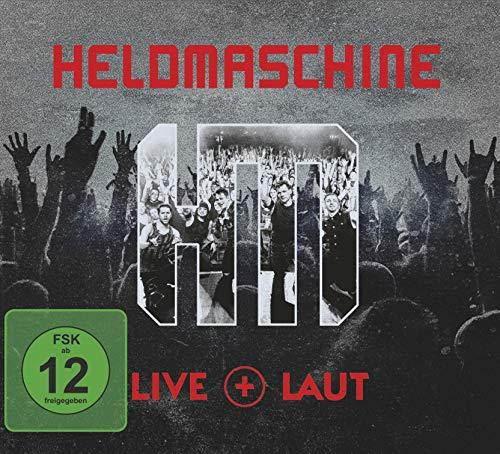 HELDMASCHINE LIve + Laut DVD