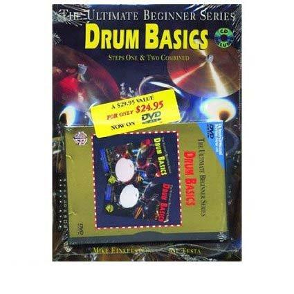 Ultimate Anfänger Mega Pak: Drum Basics Buch/DVD/CD